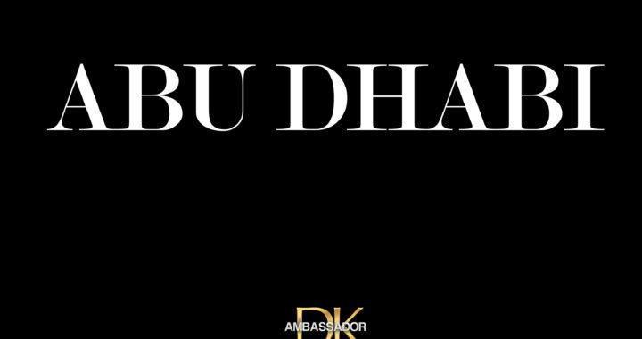 RETROSPECTIVE : DEFILE DE MODE A ABU DHABI ORGANISE  PAR DJAMILA KERDOUN